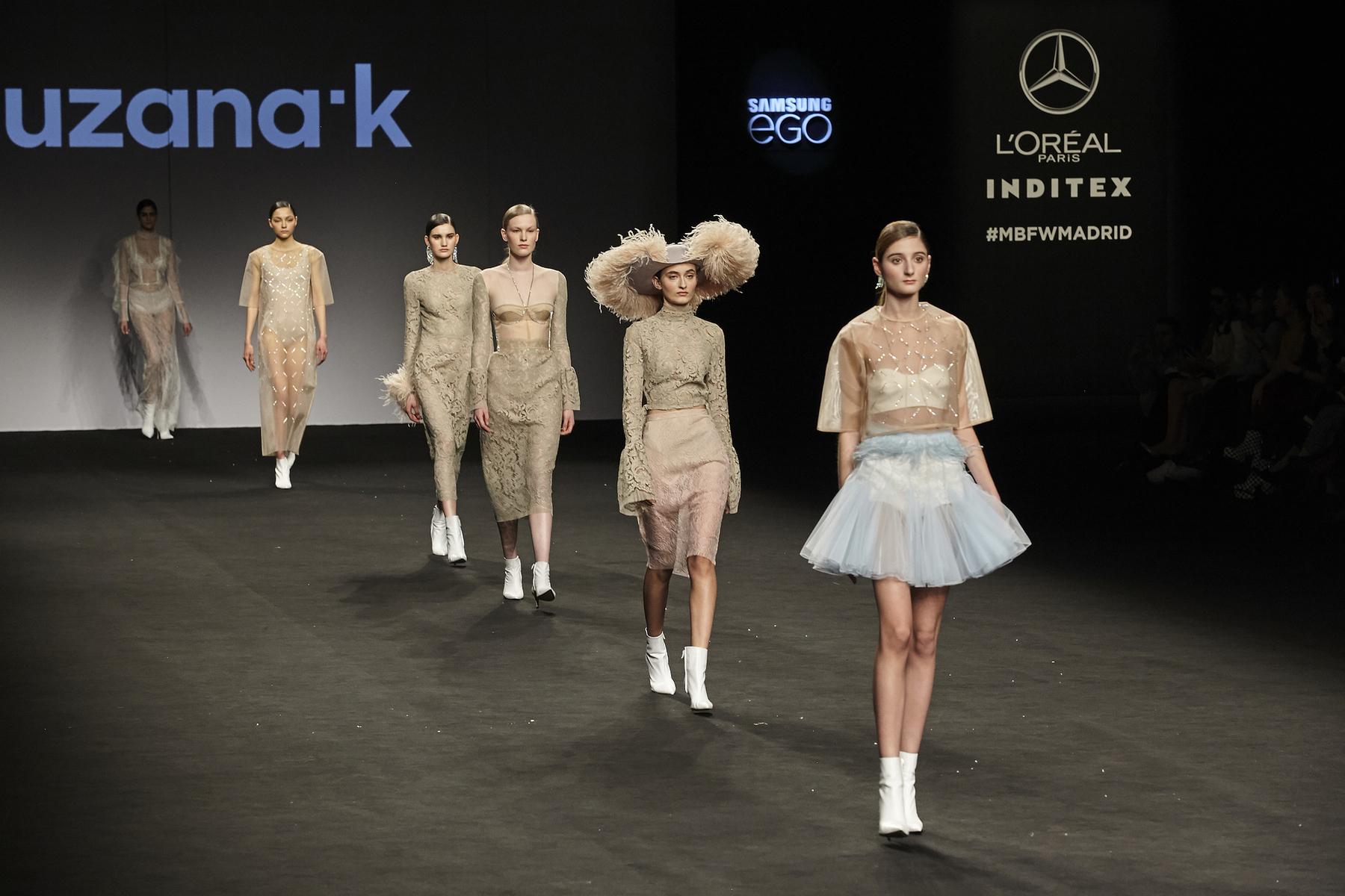 Kolekce Couture 2019 představena v Madridu