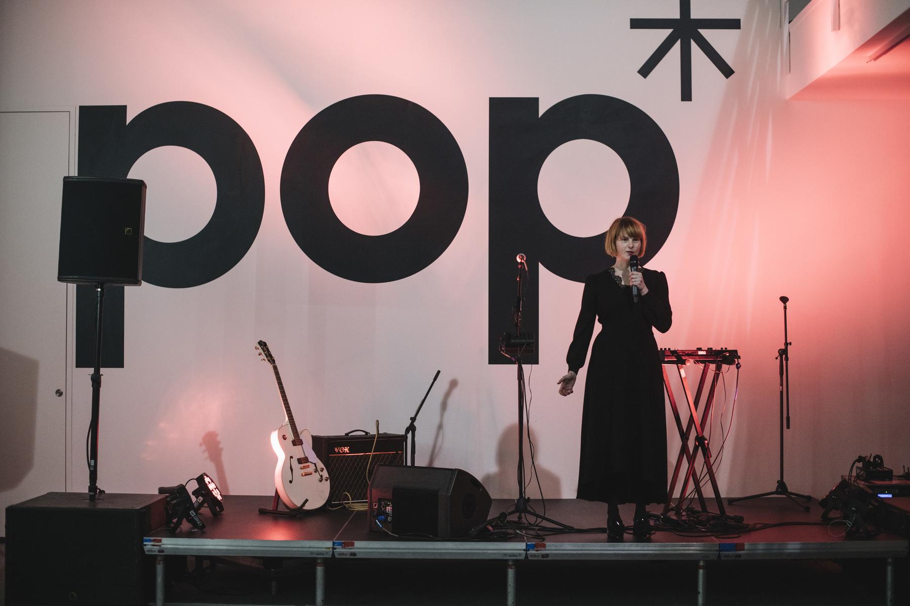 Pop by Zuzana Kubíčková - spring / summer 2018