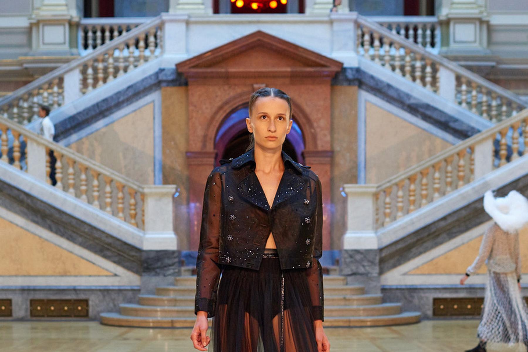 Zuzana Kubíčková couture 2019