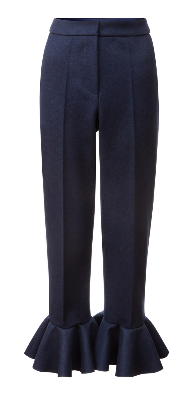 woolen trousers