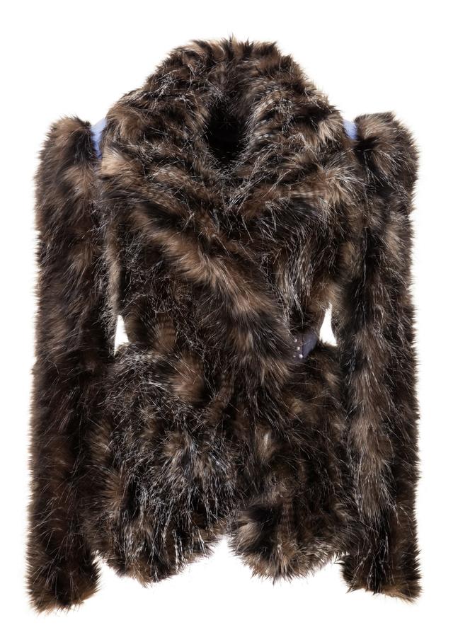 kožešinový kabát