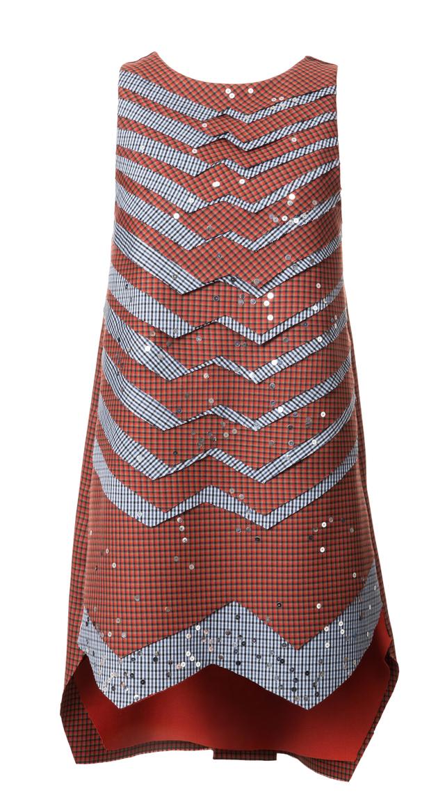 Vlněné šaty