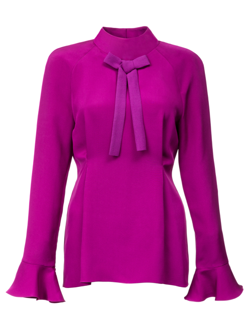 silk heavy crepe blouse