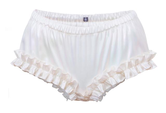 kalhotky s kanýrkem