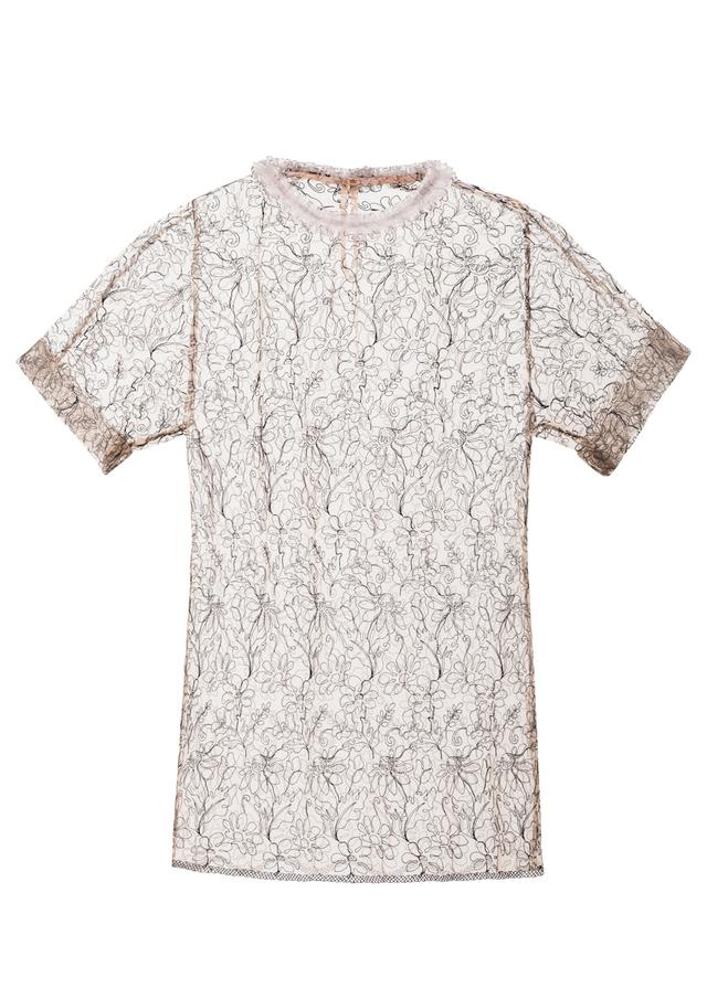 top triko s krátkým rukávem
