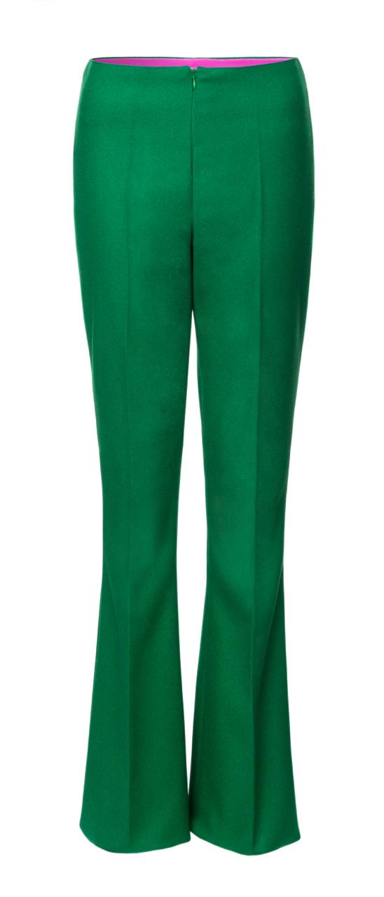 vlněné kalhoty
