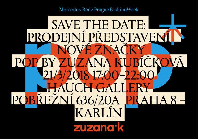 POP by Zuzana Kubickova