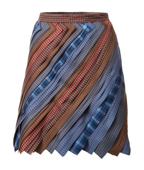Vlněná sukně