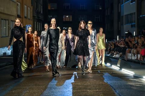 Couture 2021 lookbook