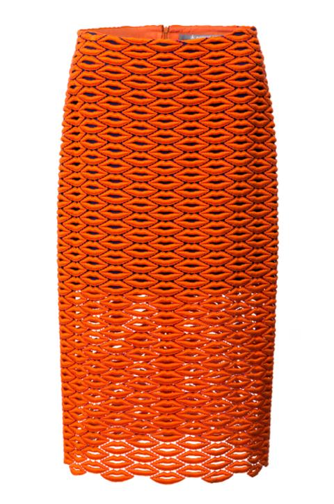 sukně z pusinek