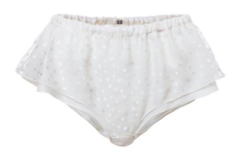 hedvábné kalhotky