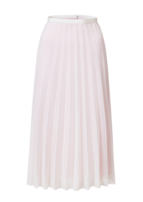 plisé skirt